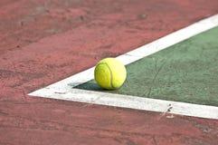 Tennisball lizenzfreie stockfotografie