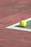 Tennisball stockfoto