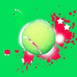Tennisball Stock Photo