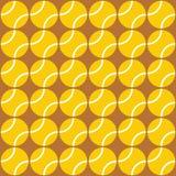 Tennisball pattern4 Stockfotos