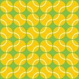 Tennisball pattern5 Stockfoto
