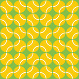 Tennisball pattern5 Lizenzfreie Stockfotografie