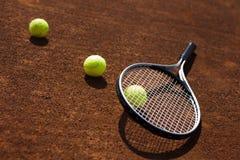 Tennisballen Stock Foto