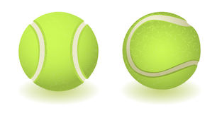 Tennisballs illustrazione di stock