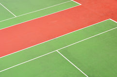 Tennisbana Arkivbilder