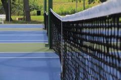 Tennisbanor Arkivbild
