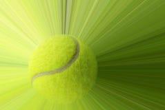 Tennisboll Arkivfoton