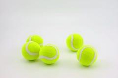 Tennisboll Arkivbild