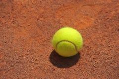 Tennisboll arkivfoto