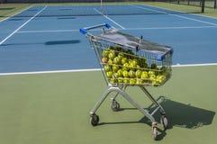 Tennisbollar Royaltyfri Foto