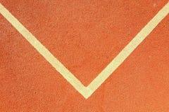 Tenniscourt Lizenzfreie Stockbilder