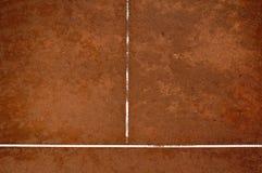 Tennisgericht lizenzfreie stockfotos