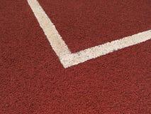 Tennisgericht Lizenzfreies Stockbild