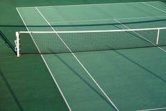 Tennisgericht Stockbilder