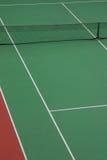 Tennisgericht Stockfotos