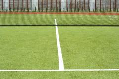 Tennisgericht Lizenzfreie Stockfotografie