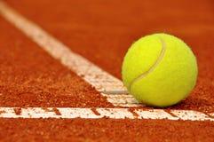 Tennishintergrund Lizenzfreies Stockbild