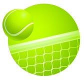 Tennishintergrund lizenzfreie abbildung