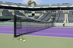 Tenniskamp Royalty-vrije Stock Afbeeldingen