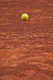 Tenniskugel Lizenzfreie Stockbilder