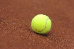 Tenniskugel stockfoto