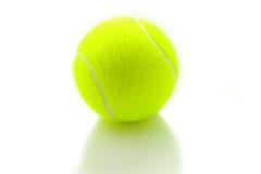 Tenniskugel. Stockbild