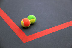 Tenniskugeln Stockbilder