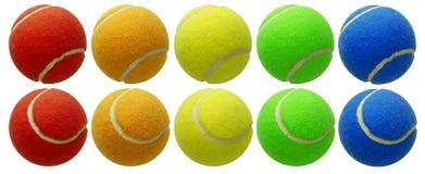 Tenniskugeln Lizenzfreie Stockbilder
