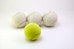 Tenniskugeln Lizenzfreies Stockfoto