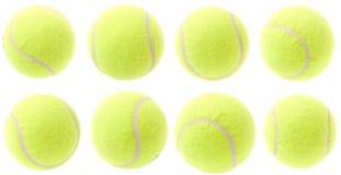 Tenniskugeln Stockbild