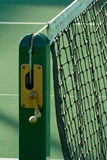 Tennisnetz Stockfotos