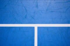 Tennisplatz Lizenzfreie Stockfotos