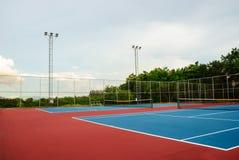 Tennisplatz Lizenzfreie Stockbilder