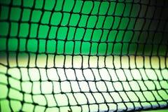 Tennisplatzhintergrund, Sportkonzept Lizenzfreie Stockfotos