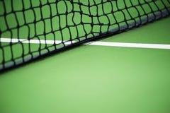 Tennisplatzhintergrund, Sportkonzept Lizenzfreie Stockbilder