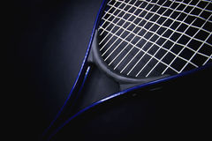 Tennisracket Stock Fotografie