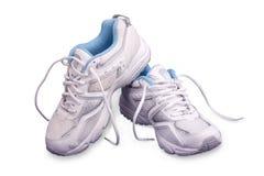Tennisschoenen. Stock Foto's