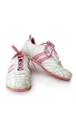 Tennisschoenen Royalty-vrije Stock Foto