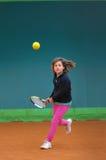 Tennisschool Stock Foto's