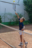 Tennisschule Stockfotografie