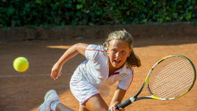 Tennisschule Stockfotos