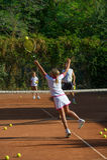 Tennisschule Stockbilder