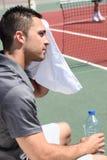 Tennisspelare Arkivbilder
