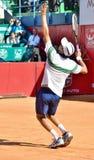 Tennisspeler Stock Afbeeldingen