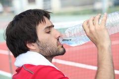 Tennisspeler stock fotografie