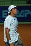 Tennisspieler Carlos-Berlocq (ARG) Lizenzfreie Stockfotografie