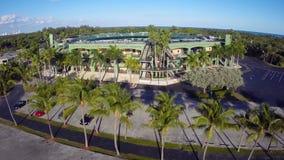 Tennisstadion stock footage
