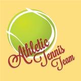Tennissymbol Arkivfoton