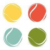 Tennissymboler Royaltyfri Foto