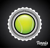 Tennistoernooien stock illustratie